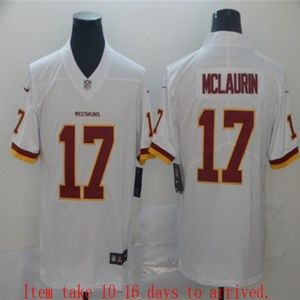 Washington Redskins Terry McLaurin Jersey